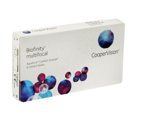 Biofinity Multifocal 6 kpl 1