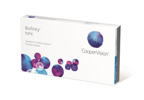 Biofinity Toric 6 kpl 1