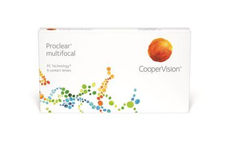 Proclear Multifocal 6 kpl 1