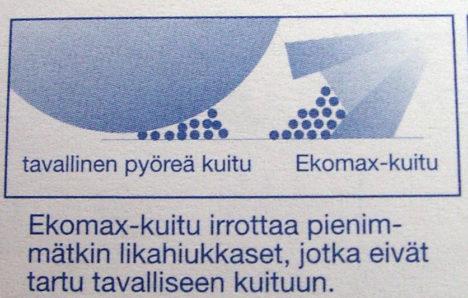 Ekomax mikrokuituliina 1