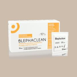 Blephaclean - Steriili puhdistuspyyhe silmäluomien puhdistukseen